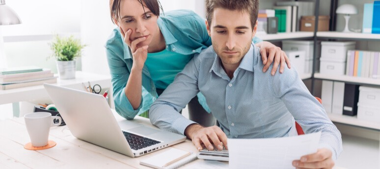 What happens if my company can't repay CBILS loan?