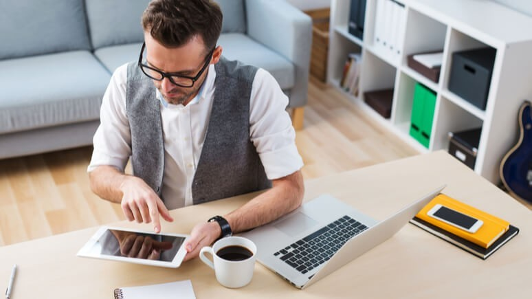 Can the self-employed claim redundancy?