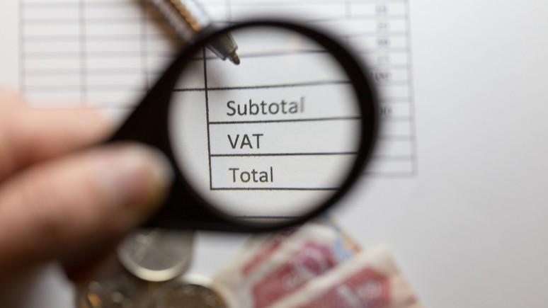 What happens to the VAT if I liquidate my company?